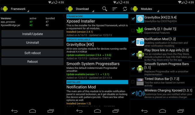 Top Android Root App: Titanium Backup
