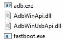 root motorola XT1068 by preparing adb folder