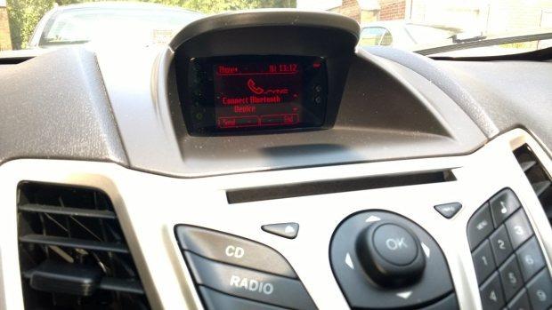 Ford sync iPhone - étape 6 pour coupler votre téléphone avec Ford SYNC
