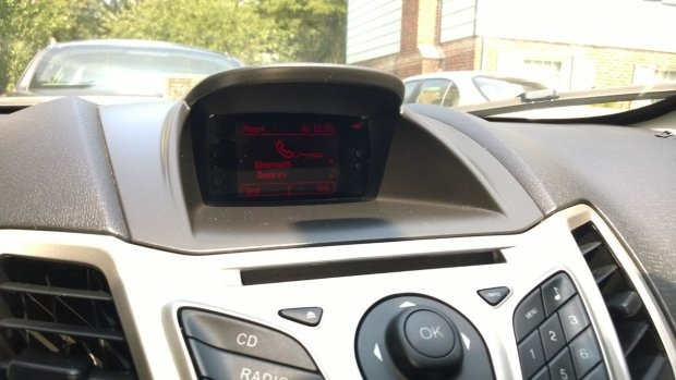 Ford sync iPhone - étape 7 pour coupler votre téléphone avec Ford SYNC
