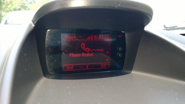 Ford synchronisation iPhone - étape 3 de la synchronisation de l'iPhone à la synchronisation Ford