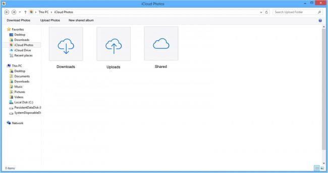 Cómo transferir vídeos desde el ordenador al iPod Touch-arrastrar vídeos a iCloud