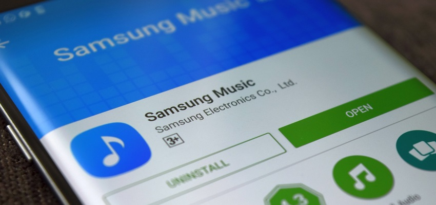 music app for s9 - samsung music