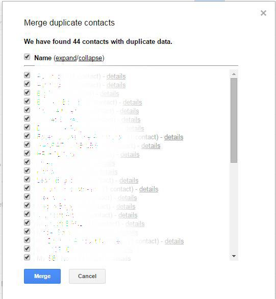 How to Merge Contacts in Samsung/Android Phones using Gmail