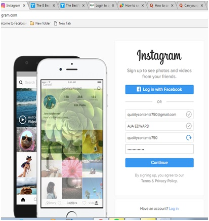 Ways Sought by Millions of People to Save Instagram Photos