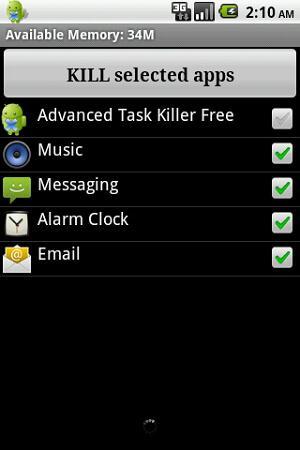 gestionnaire de tâches android