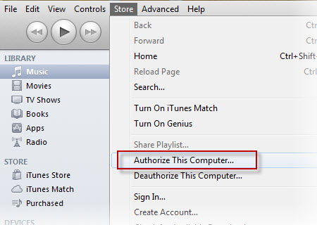 ipad won't sync with itunes-Authorize This Computer