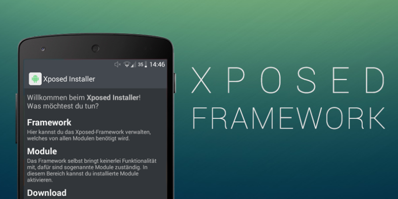 Die besten Apps für das Rooten des Samsung Note 8-Xposed Framework