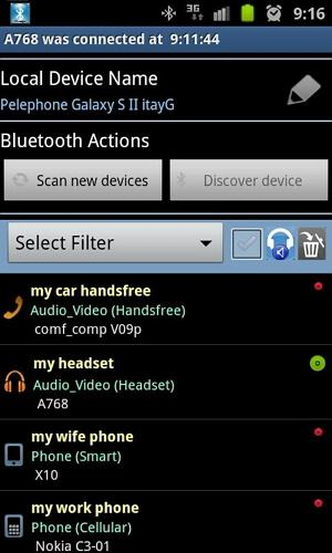 Top 5 Android Bluetooth Manager: About Bluetooth on Android Device