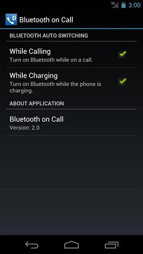manage your android bluetooth