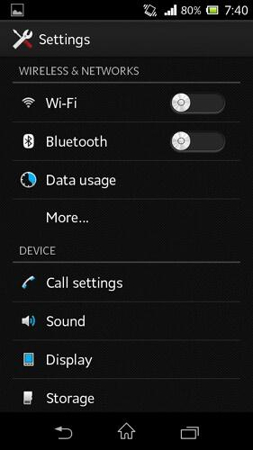 android bluetooth manager for you