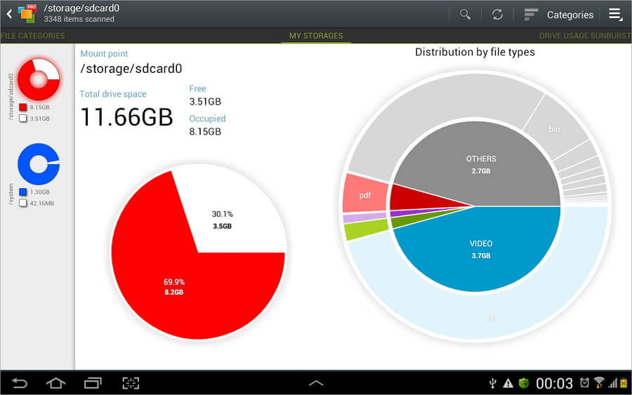 best android storage manager app