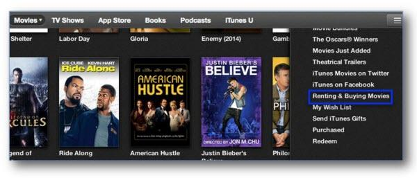 How to find Best iTunes movie-Renting Buying Movies