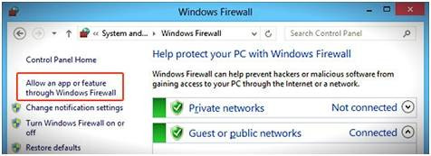 Connect kies with WIFI on Windows 8