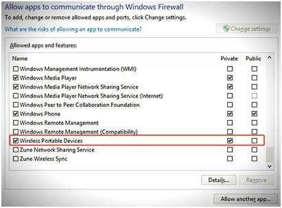 Transfer Files from Samsung to PC via WiFi-next step