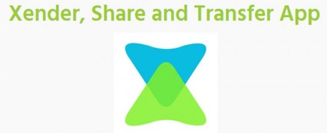 Transférer des applications d'iPad à iPad - Xender
