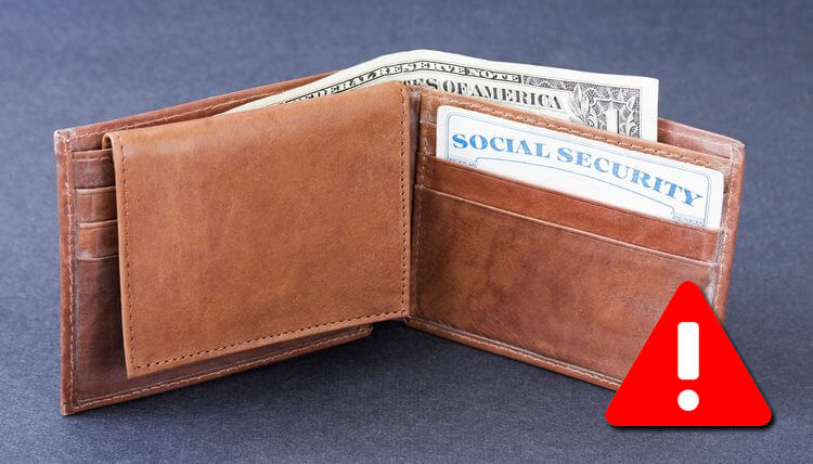 IRS identity theft - protect credentials