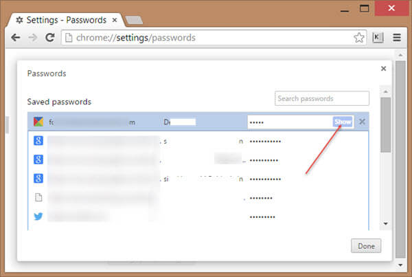 safer password - do not save password in browser