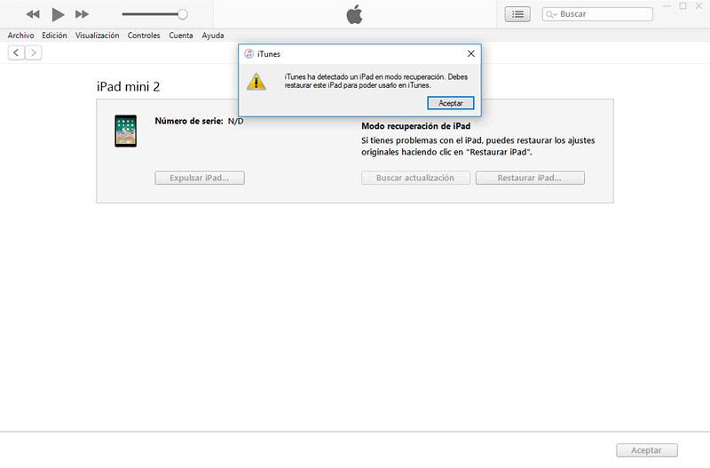 codigo desbloqueo ipad