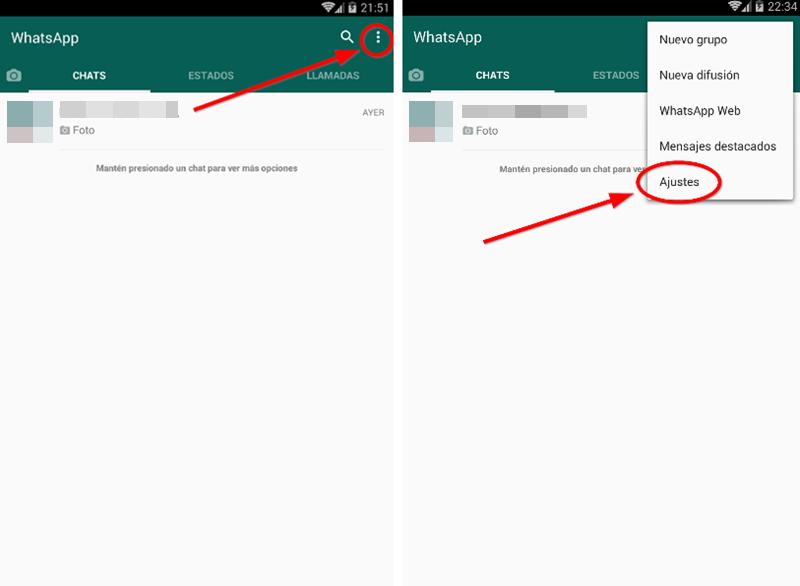 restaurar whatsapp desde google drive