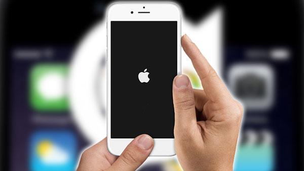 Der iOS12-Downgrade steckt im Wiederherstellungsmodus fest ‒ Neustart des iPhones 6