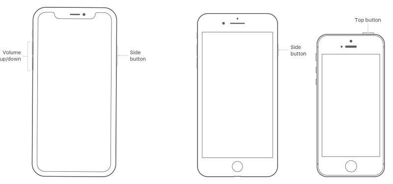 fotos desaparecieron después de actualizar ios 12-Reinicia tu iPhone