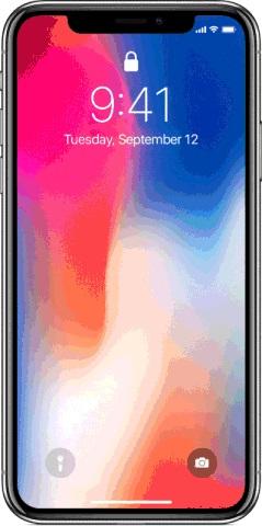 解锁iphone xs(max)没有面部识别 - 使用面部识别解锁iPhone XS