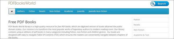 best torrent site for books - PDF Books World