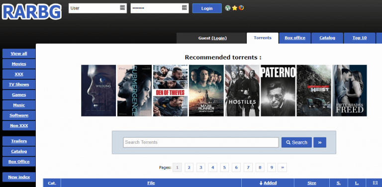 best virus free movie download sites