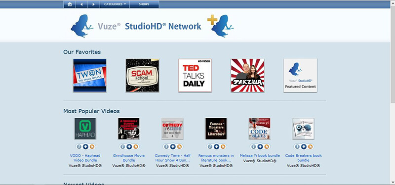 vuze software free download movies