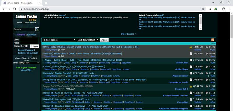 free torrent websites in india