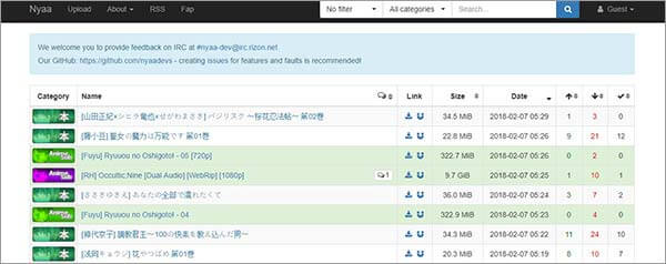 Hentai torrent site