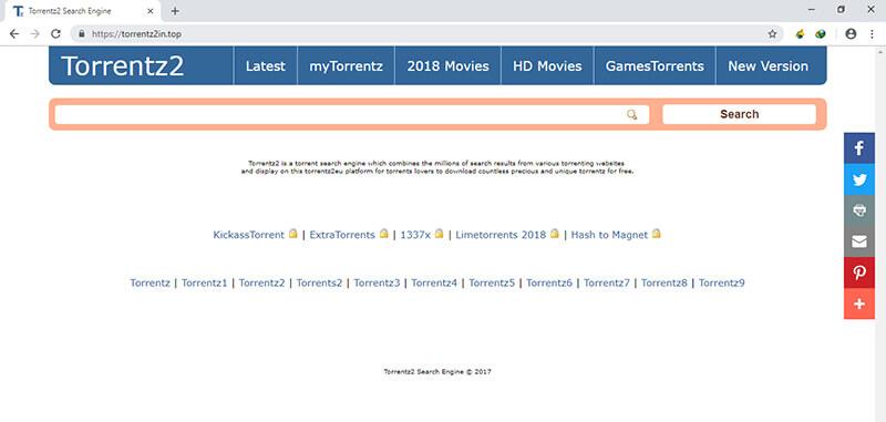 anime torrent websites: TorrentZ2