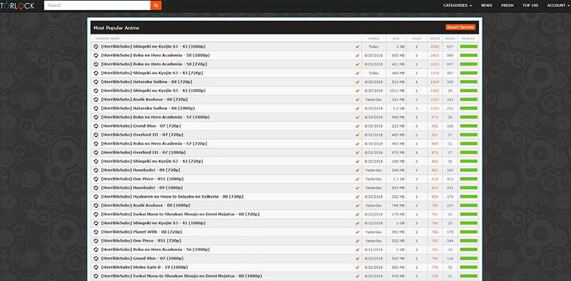 free music torrent sites - Torlock