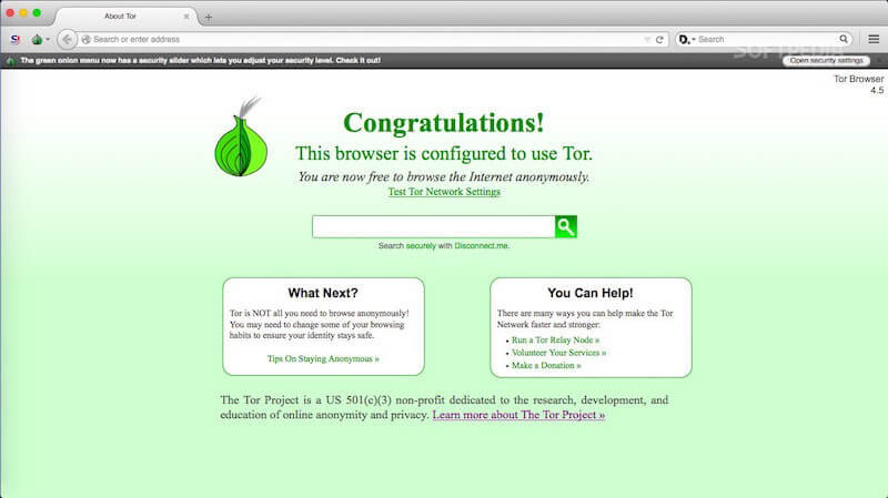 access the black internet using tor