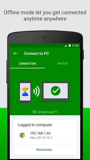 如何将文件从mac传输到android-Xender文件传输,共享