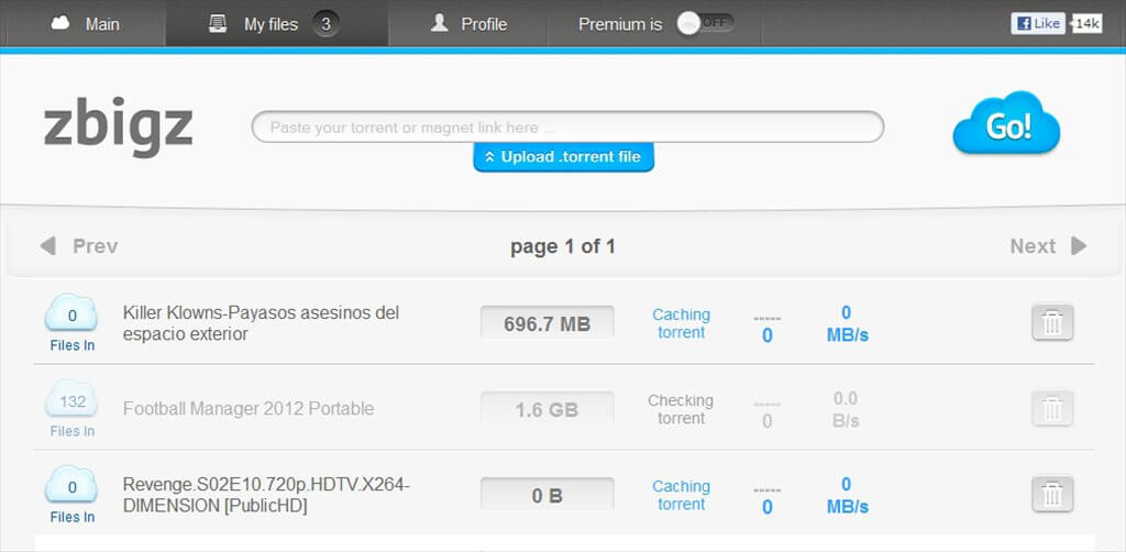 Unblocked torrenting sites