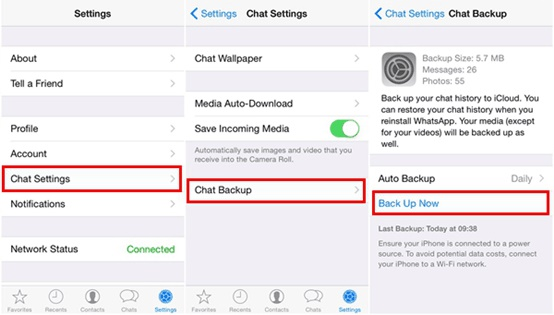 Top 8 WhatsApp Messages Backup Solutions Everyone Should Know