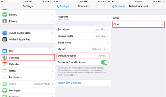 iCloud Contacts Not Syncing? Here's the Real Fixes