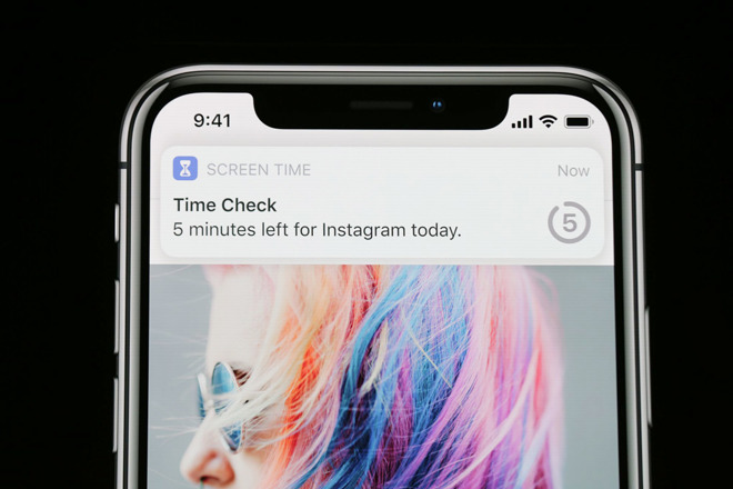 ios 12 new features - app time limites