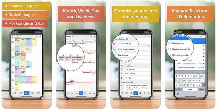 iphone calendar app - Calendars 5
