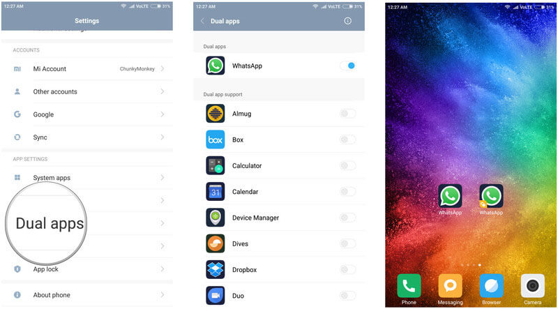3 Workable Solutions to Set Up Dual WhatsApp on one Phone