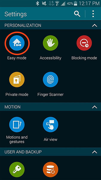 easy mode to fix TouchWiz stopping