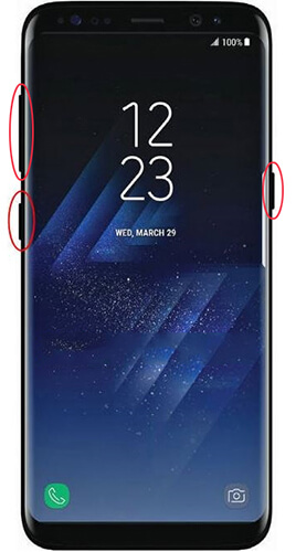 fix samsung s10 stuck on boot loop in recovery mode
