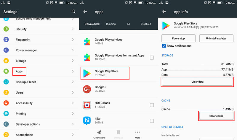 Play Store Stuck on Downloading? 7 Ways to Resolve