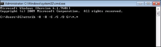 recover emptied recycle bin - command line
