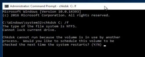 recover emptied recycle bin - enter commands