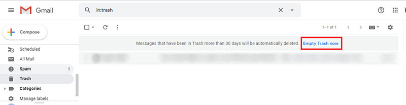 How to Empty Trash In Gmail (5 Must-Knows)- dr fone