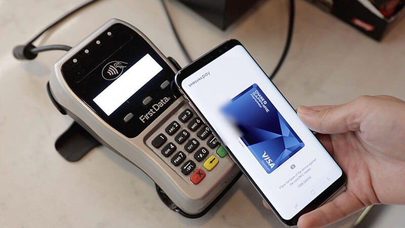 samsung pay transaction problems - right spot