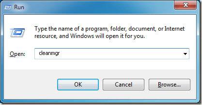 empty recycle bin windows 7 - enter command